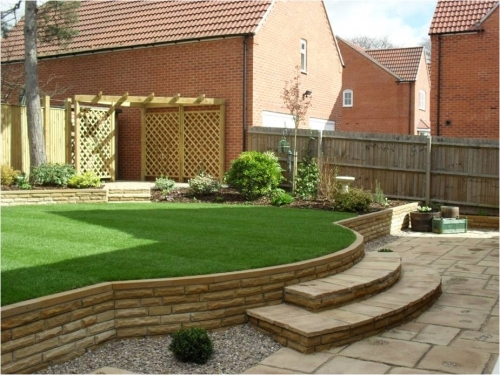 gardens of inspiration garden landscapers nottingham