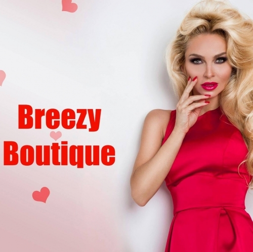 Breezy Boutique - offers a wide range of celebrity inspired clothing including dresses, bandage dresses, bodycon dresses, sparkle dresses.  Be Beautiful - Be a Breezy Babe !