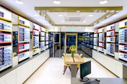 Blackheath Eyecare Opticians, newly refurbished