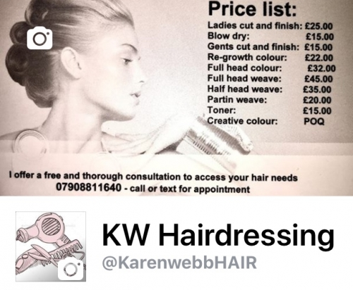 KW Hairdressing