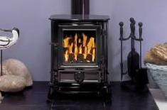 Brunel multifuel stove