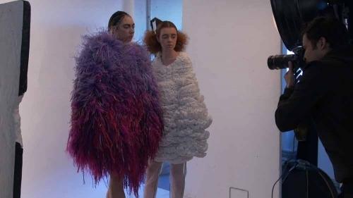 Ribbing Company Fashion Shoot