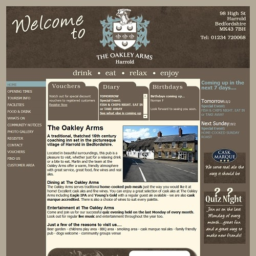 Oakley Arms