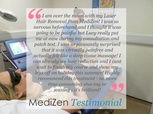 Laser Hair Removal Feedback