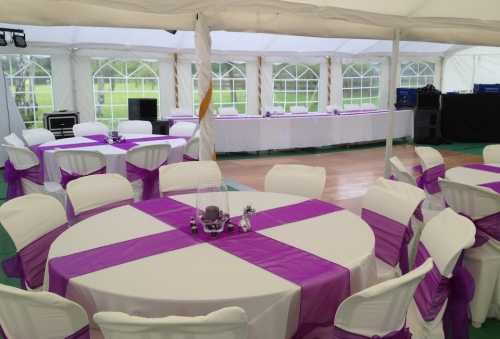 Wedding Marquee Hire Peterborough