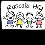 Rascals Hq Childcare Logo