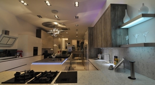 Hampstead Kitchens Showroom