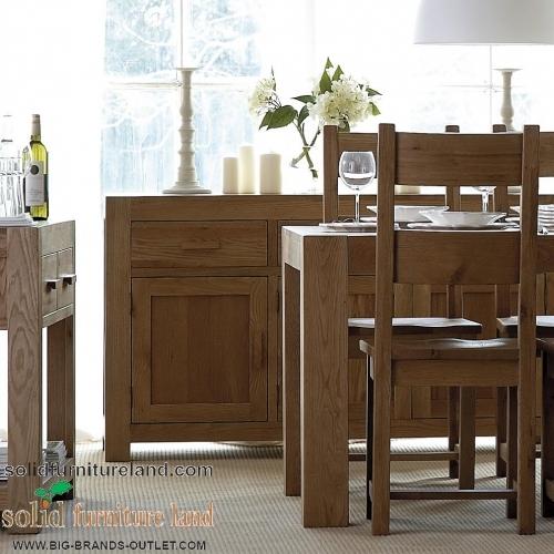 Nantes Oak Dining Range