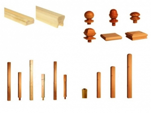 Order Staircase Parts and Accessories