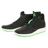 ADIDAS D ROSE LAKESHORE BOOST HI Mens Grey Green Trainers