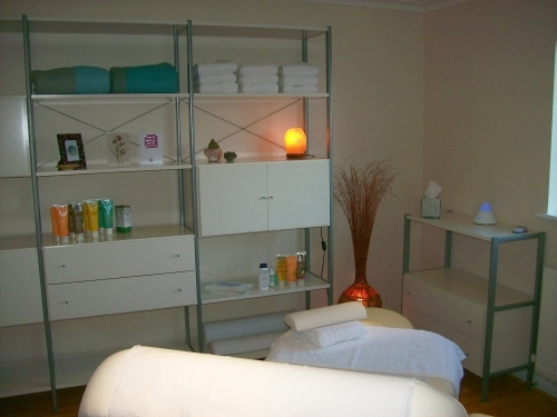 Reflexology Body Balance Therapy Room2