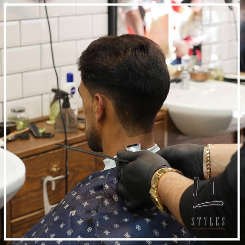 Hair Cut L1 Styles Liverpool
