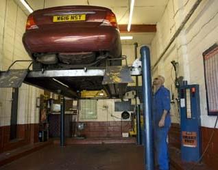 Car Sales Garage Chorley