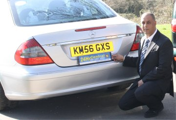 Hr Central Car Hire Welling