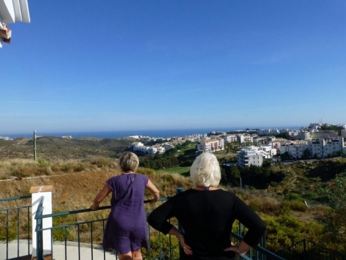 View Spanish properties with us