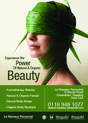 Non-invasive natural and organic facial treatments for men and women