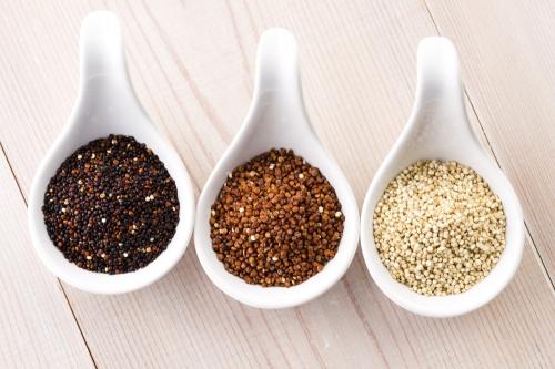 Organic Quinoa Grains