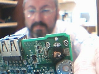 Mainboard level repairs