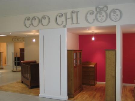 interior signage at Coo Cho Coo