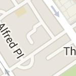 Map Of Bloomsbury Street Office