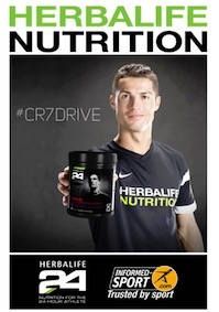 CR7 DRIVE - Hydration drink