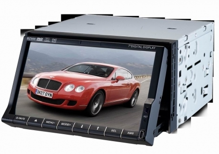 DVD, Flash, USB, GPS, Sat Nav, Systems