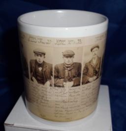 Peaky Blinders personalised mugs