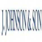 J Johnson & Son Building Contractors
