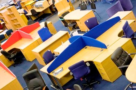 Used Office Desks Glasgow