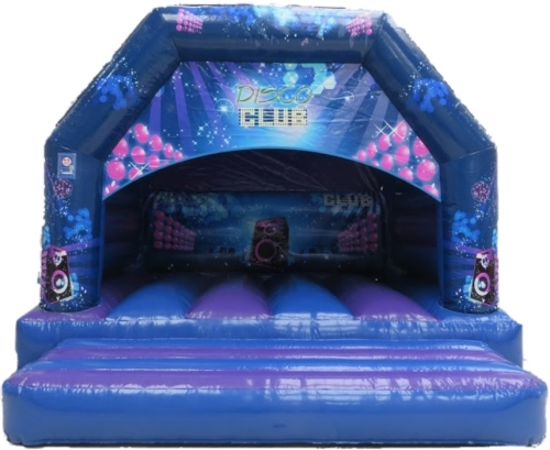 Adult Disco Castle Hire