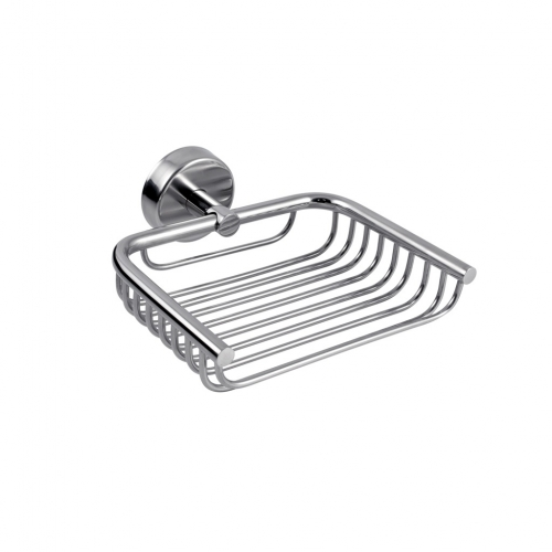 Kapitan Stainless Steel Soap Dish, Wall Mounted