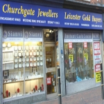 CHURCHGATE JEWELLERS -  Wedding Ring Specialists