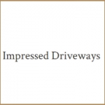 Impressed Driveways
