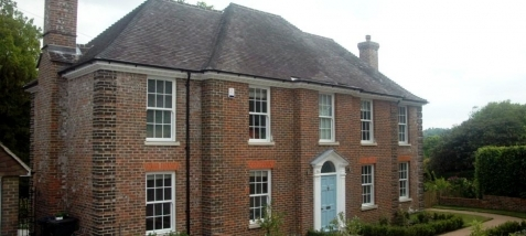 A remodelling / extension project in Haslemere