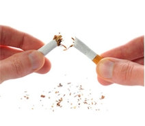 Let us help you quit the Smoking Habit