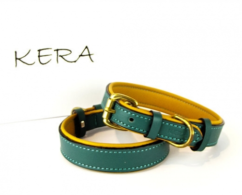 Luxury Green Dog Collars