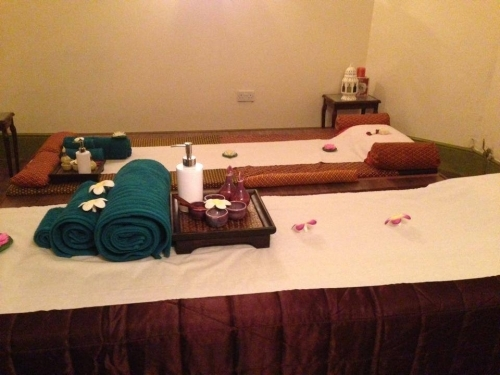 Sabai Thai Massage Room 1