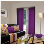 Purple Verticals