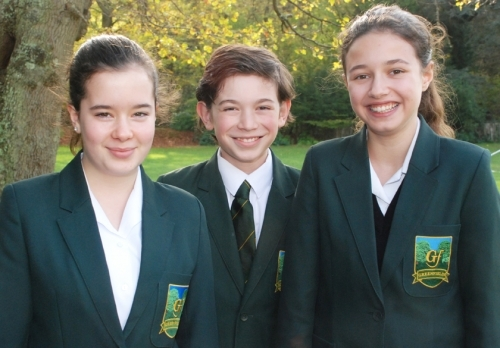 Greenfields Independent Day and Boarding School, lower seniors