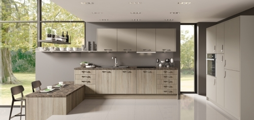 Tempo Grey Bordolino Oak