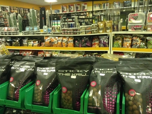Great choice of fishing tackle in Store and on-line at Lionels Tackle Shop