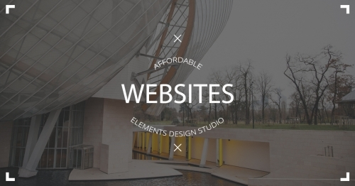 Affordable Websites - Elements Design Studio