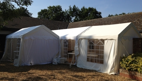 3x6 3x3 3x4 960 Marquee Hire Peterborough