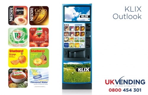 Klix Outlook Office 7 Uk Vending