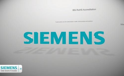 Corporate Presentation for SIEMENS realtime 3D using Ventuz