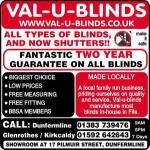 Val-u-blinds