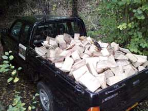 Firewood and Logs Delivery