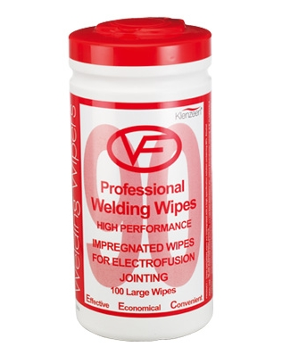 Klenzeen Electrofusion Welding Wipes