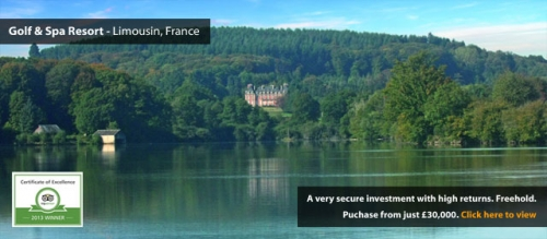 Golf & Spa Resort - Limousin, France