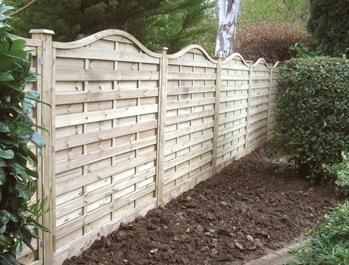 Garden Fencing Swindon